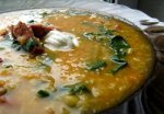 Суп Вальпараисо из кактуса